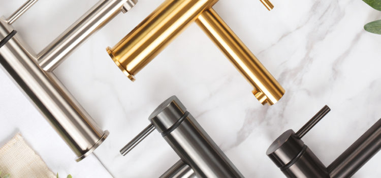 All that glitters: Methven's new radiant metallic finishes