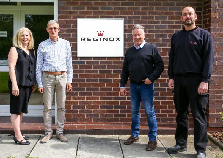Reginox UK celebrates 20 years of business success