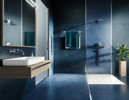 Kaldewei Iconic Bathroom Solutions on display at Sleep + Eat 2019