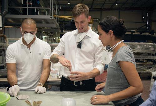 Caesarstone hosts fabricators for immersive journey through its rich and vibrant design origins