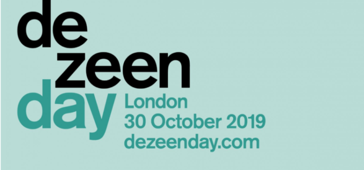 GROHE to celebrate A&D industry as Headline Sponsor of Dezeen Day 2019 in London
