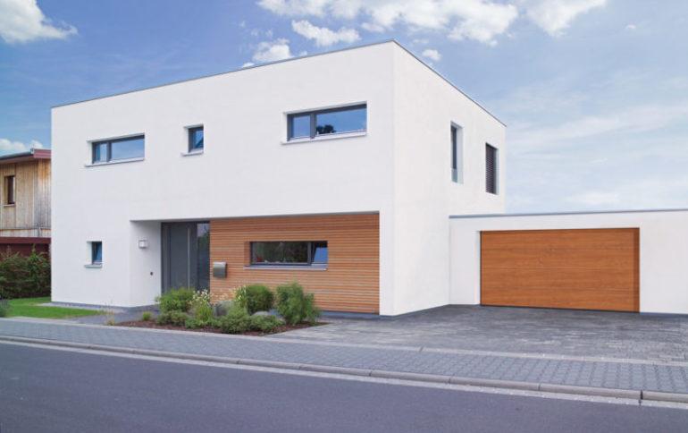 Revolutionary new Duragrain garage doors
