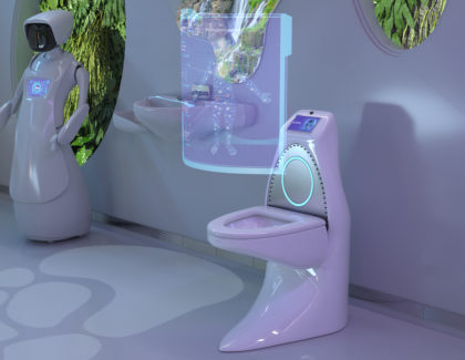 Bloo launches MOT Health Check Toilet