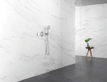 GROHE Rainshower SmartConnect 310 – The digital revolution of the modern shower