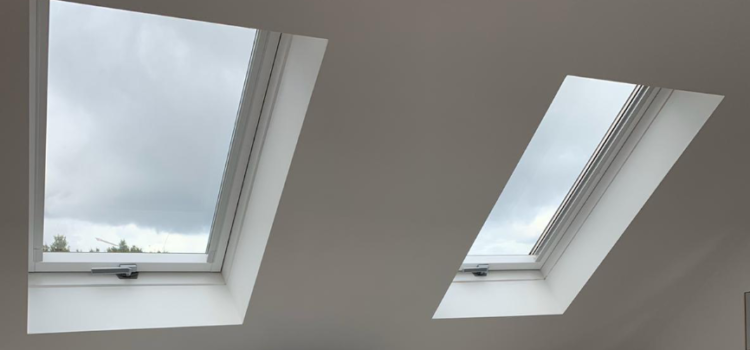 Dakea provides its better safe roof windows for loft conversion