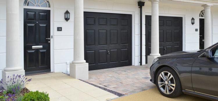 Garador's GRP doors offer surprising benefits