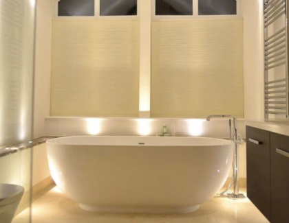 GROHE Inspirational Bathroom competition winner receives £1000 prize
