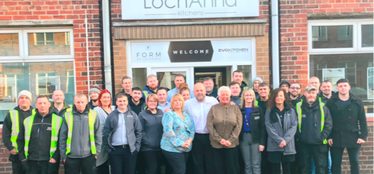 Kitchen brand LochAnna Kitchens marks its fifth successful year of trading