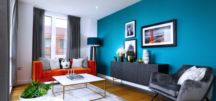 Notting Hill Genesis riverside showhomes unveiled in Zone 3