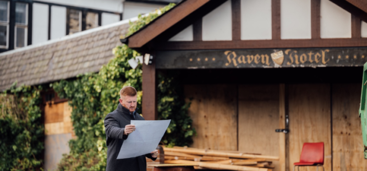 Malvern Homes outline bright future for Raven Hotel site