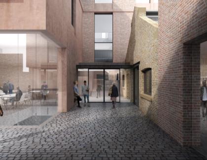Summix Capital Ltd submit planning application for office development in Edinburgh