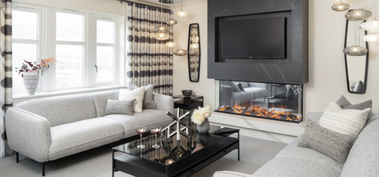 CALA showhomes set the scene for urban village life at Riverside retreat