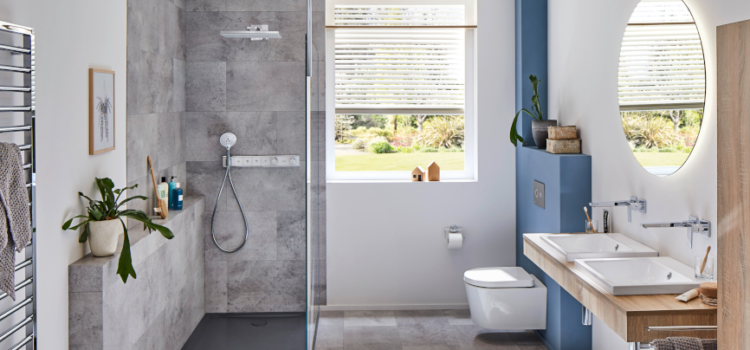 Simple bathroom renovations from Kaldewei create a huge impact