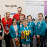 Whirlpool UK Appliances hosts first IET First Lego League Tournament