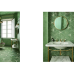 An emerald dream, courtesy of Drummonds from London, England