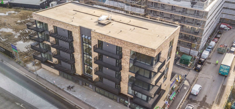 Young buyers eyeing up Elevate Property Group Kent apartments