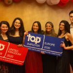 Whirlpool certified as top employer in the UK and Europe for 2020