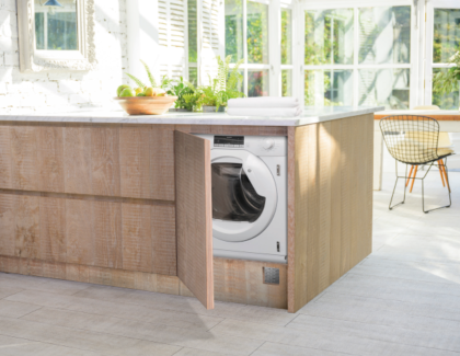 Caple unveil their new TDI4000 integrated tumble dryer