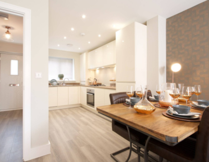 Inland Homes assists Essex buyers up the ladder at Gardiners Park Village