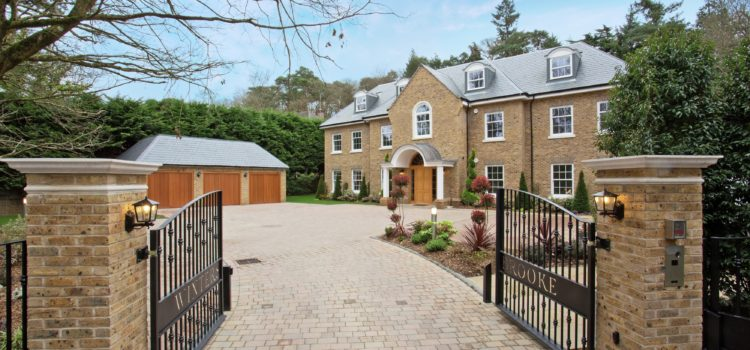 Housing shortages means new homes popularity
