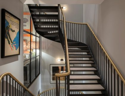 Expert tips on illuminating your staircase