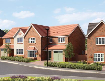 Macbryde Homes set to benefit from pent-up demand