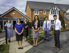 Interest mounts for new Cheshire housing development
