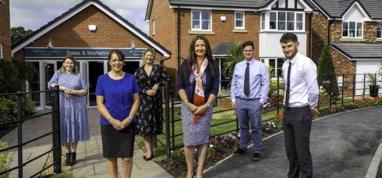 Interest mounts for new Cheshire housing development