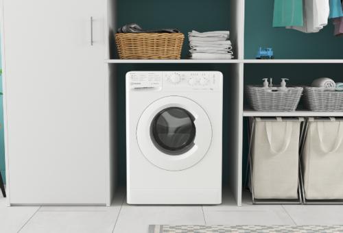 Indesit launches brand new range of time-saving washing machines