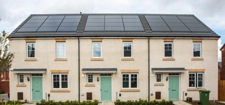 Intelligently-managed energy homes trial