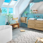A holiday mood at home with Kaldewei bathroom solutions