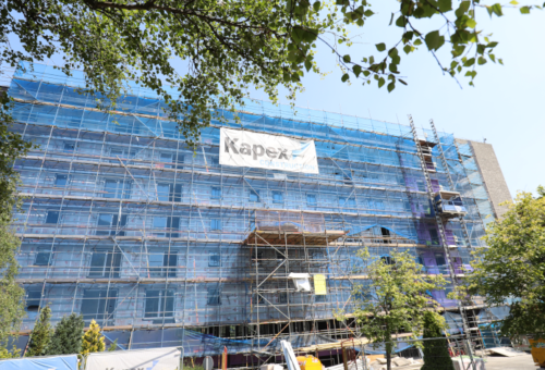 £5.4m Kapex Construction apartments set to complete ahead of schedule