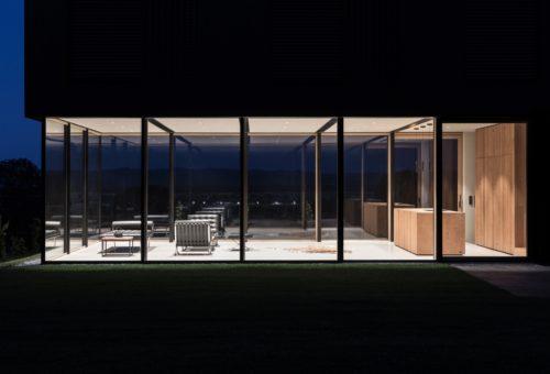 Sustainable building with Kaldewei steel enamel bathroom