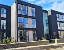New council homes raise sustainability bar