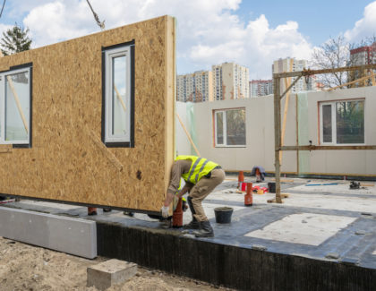 Modular housing market suffers 20% Covid hit