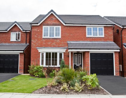 Christmas comes early for home buyers in Staffordshire