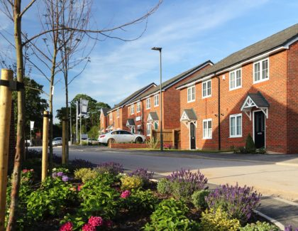High demand for new homes in Middleton