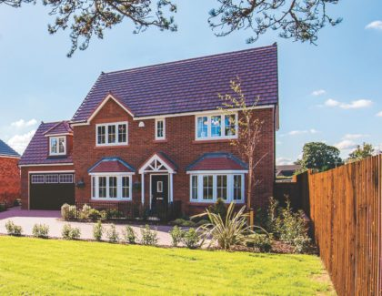 Final home in Freshfield, Formby