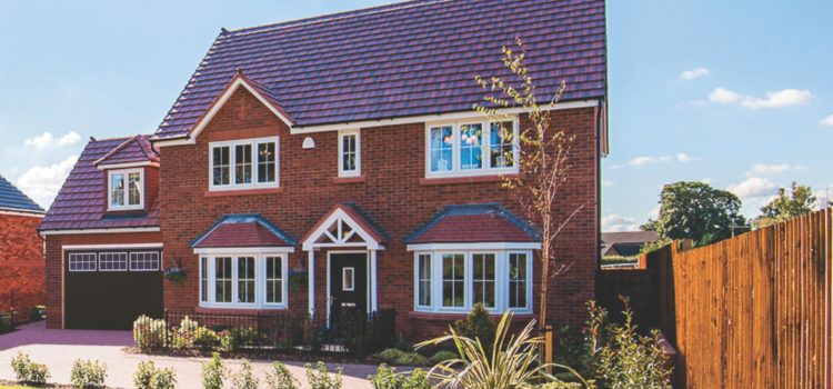 Final home in Freshfield, Formby
