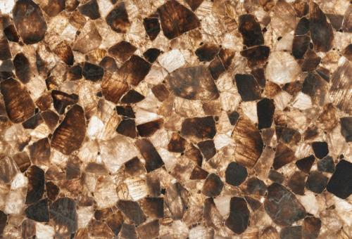 Create a spectacular kitchen with Königstone's Smoky Dark surface