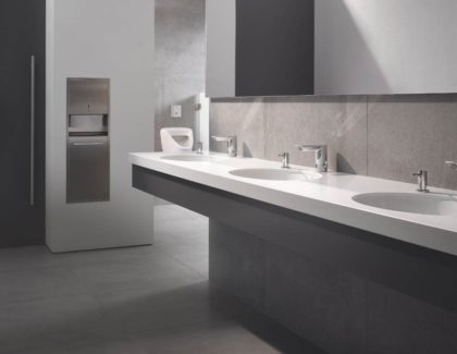 GROHE launches new RIBA approved CPD module: Hygiene Optimisation for Sanitary Facilities