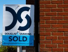 House prices end 2020 at record high