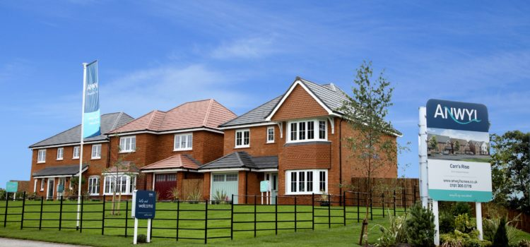 Regeneration boosts Prescot property market