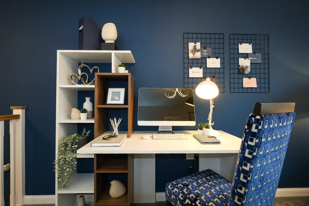 Landing as Home Office (Edward Thomas Interiors for Bovis Homes) (1)