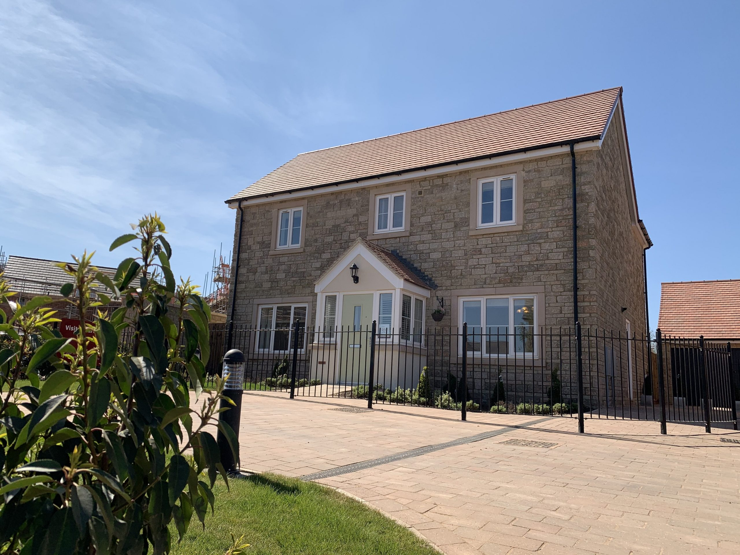 New showhome in North Somerset