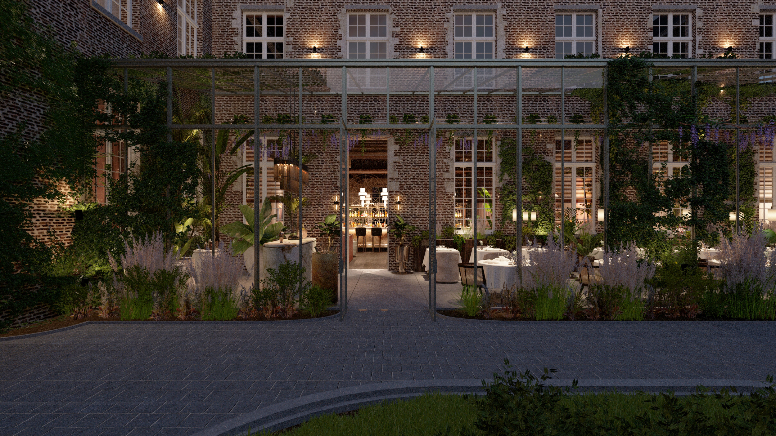 Vasco- former convent converted into luxurious boutique hotel