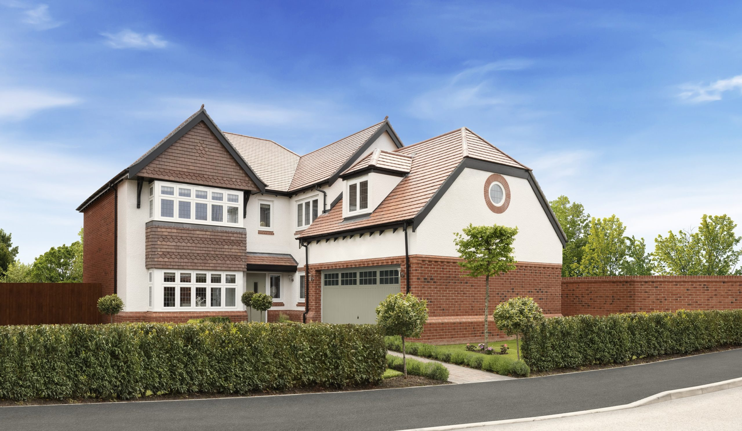 Trio of awards for Castle Green Homes